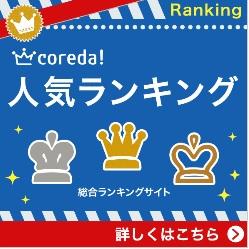 coreda!が画面表示されている状態