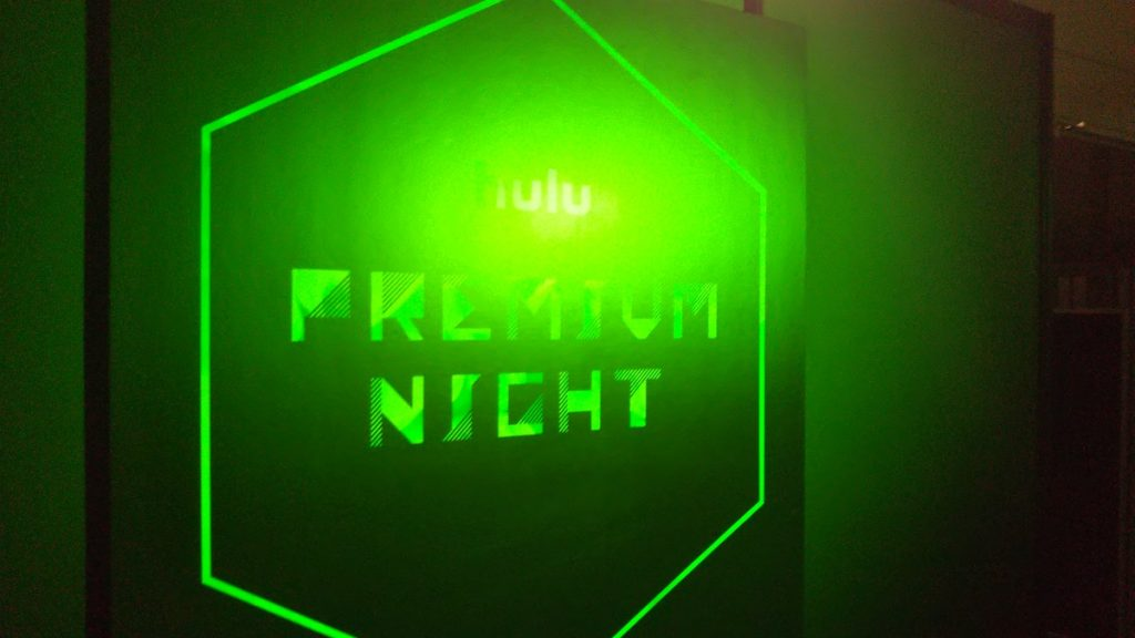 Hulu premium night2019